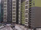 Ход строительства дома № 3 (по генплану) в ЖК На Вятской - фото 11, Декабрь 2017