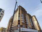Ход строительства дома Литер 2 в ЖК Династия - фото 15, Апрель 2020