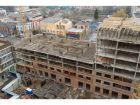 Ход строительства дома № 1 в ЖК Встреча - фото 54, Апрель 2019