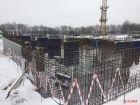 Ход строительства дома № 1 в ЖК Дом на Набережной - фото 19, Декабрь 2020