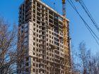 ЖК На Высоте - ход строительства, фото 88, Февраль 2021
