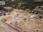 Ход строительства дома Литер 1 в ЖК Звезда Столицы - фото 52, Июль 2019