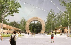 Концепция проекта благоустройства парка «Швейцария» («Приокский») в Нижнем Новгороде