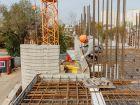 Жилой дом Кислород - ход строительства, фото 80, Ноябрь 2020