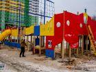 Ход строительства дома № 8 в ЖК Красная поляна - фото 46, Ноябрь 2016