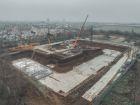 ЖК Открытие - ход строительства, фото 114, Январь 2019