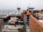 ЖК Олимпийский - ход строительства, фото 102, Март 2019
