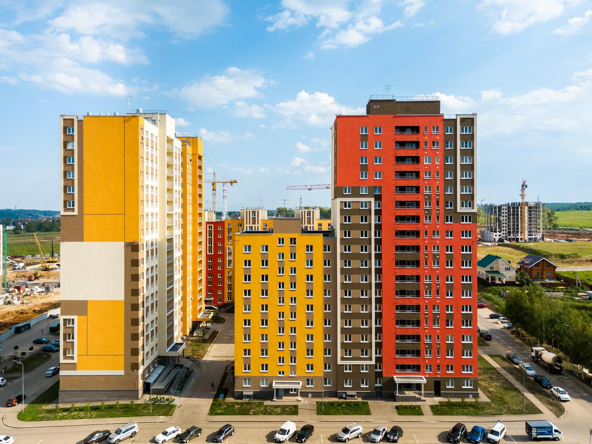Топ-5 жилых комплексов Нижнего Новгорода с самыми доступными «двушками» - фото 4