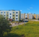 Ход строительства дома № 2 в ЖК Мега -