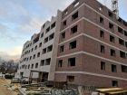 Жилой дом: ул. Страж Революции - ход строительства, фото 93, Ноябрь 2019