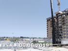 Ход строительства дома Литер 6 в ЖК Южный Берег - фото 27, Июнь 2019