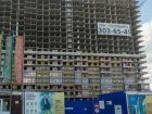Ход строительства дома Литер 1 в ЖК Первый - фото 115, Апрель 2018