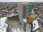 Клубный дом ГРАН-ПРИ - ход строительства, фото 14, Январь 2020