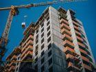 Ход строительства дома Секция 1 в ЖК Гвардейский 3.0 - фото 3, Август 2021