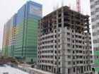 Ход строительства дома № 2 в ЖК Красная поляна - фото 51, Март 2016
