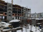 Ход строительства дома на Минина, 6 в ЖК Георгиевский - фото 16, Март 2021