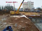ЖК Космолет - ход строительства, фото 50, Март 2020