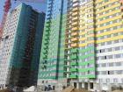 Ход строительства дома № 2 в ЖК Красная поляна - фото 33, Июль 2016