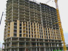 Ход строительства дома Литер 1 в ЖК Рубин - фото 7, Ноябрь 2020