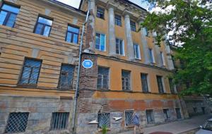 Реставрация дома Кантонистов