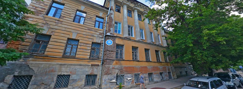 Реставрация дома Кантонистов - фото 1