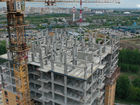 ЖК Горизонт - ход строительства, фото 2, Май 2021