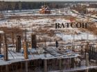 Ход строительства дома № 5 в ЖК Ватсон - фото 71, Март 2019