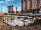 Ход строительства дома Литер 5/1 в ЖК Вересаево - фото 15, Май 2020