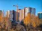 ЖК Каскад - ход строительства, фото 22, Ноябрь 2016