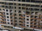 Ход строительства дома Литер 1 в ЖК Первый - фото 138, Январь 2018