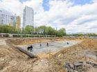 ЖД Жемчужный - ход строительства, фото 28, Май 2021