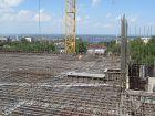 Ход строительства дома № 1 в ЖК Дворянский - фото 77, Сентябрь 2016