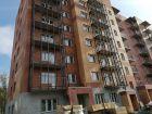 Жилой дом по ул. Львовская, 33а - ход строительства, фото 7, Октябрь 2020