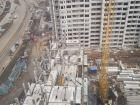 Жилой дом: №23 в мкр. Победа - ход строительства, фото 24, Февраль 2020