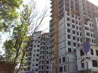 Ход строительства дома № 1 в ЖК Дом с террасами - фото 73, Май 2016