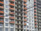 Ход строительства дома № 1 корпус 1 в ЖК Жюль Верн - фото 81, Март 2016